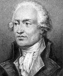 Protrait of the Marquis de Condorcet